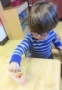 2-year-old_boy_color_mixing_activity_carolina_kids_child_development_center_fort_mill_sc-311x450