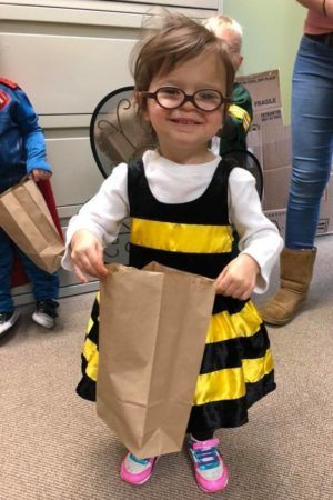 2-year-old_girl_in_bee_costume_learning_edge_childcare_and_preschool_oak_creek_wi-300x450