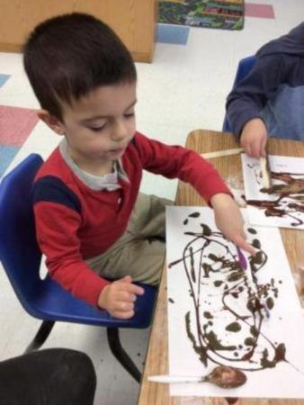 chocolate_syrup_art_project_at_next_generation_childrens_centers_andover_ma-338x450