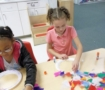 feather_art_project_toddlers_cadence_academy_preschool_greensboro_nc-527x450