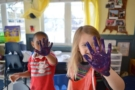 handprint_art_activity_winwood_childrens_center_ashburn_va-676x450