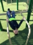 hanging_upside_down_on_playground_at_bent_tree_child_development_center_addison_tx-336x450