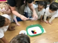pre-kindergarten_color_mixing_activity_the_bridge_learning_center_carrollton_ga-600x450