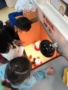 preschool_children_watching_chicks_cadence_academy_preschool_cranston_ri-338x450