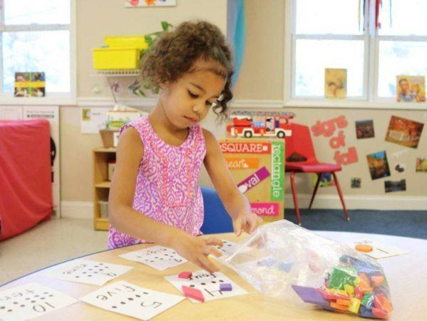 preschool_girl_doing_counting_activity_at_cadence_academy_preschool_kenton_huntersville_nc-1024x769-599x450