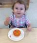 preschool_girl_painting_a_pumpkin_cadence_academy_preschool_urbandale_ia-380x450