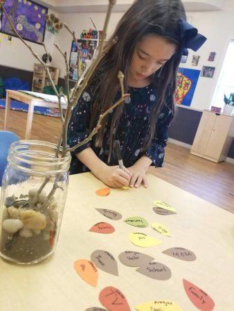 preschool_girl_writing_a_thankful_leaf_winwood_childrens_center_brambleton_ii_va-338x450