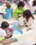 preschoolers_doing_an_art_project_together_cadence_academy_preschool_greensboro_nc-363x450