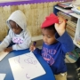 preschoolers_drawing_on_white_board_at_cadence_academy_preschool_northeast_columbia_sc-448x450