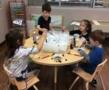 preschoolers_painting_at_cadence_academy_preschool_cypress_houston_tx-545x450