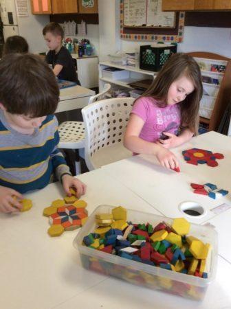 shape_matching_exercise_childrens_garden_montessori_richland_wa-336x450