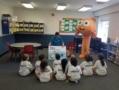 swimming_presentation-with_goldfish_character_winwood_childrens_center_fairfax_va-595x450