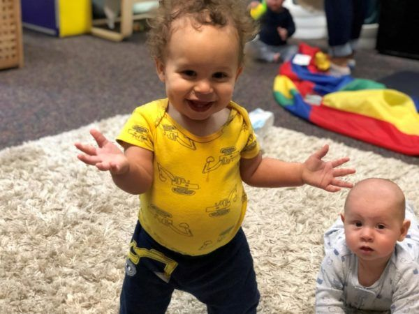 toddler_taking_steps_cadence_academy_preschool_sellwood_portland_or-600x450